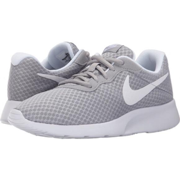 Nike Shoes   Gray Womens Nike Tanjun