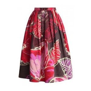 chicwish Dresses & Skirts - chicwish • floral skirt