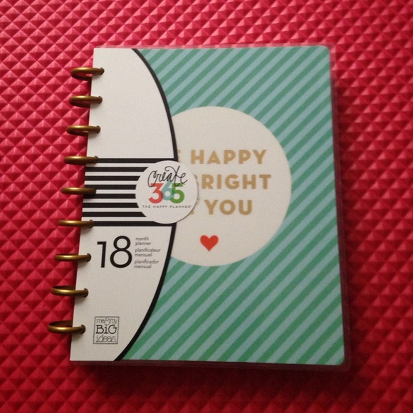 Create 365 the happy planner