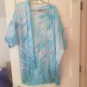 Gypsy kimono/cover up