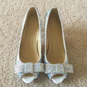 Crystal pumps size 39 used