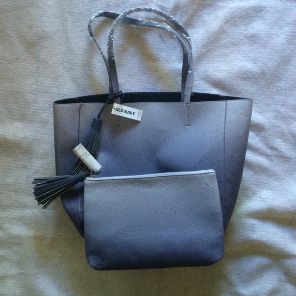 c777a26a55d Old Navy Bags   Ombr Tote With Matching Clutch   Poshmark