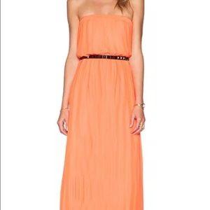 Blaque Label Maxi Dress / Skirt, Sorbet, S