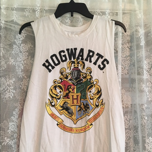 01ffc4d950976 Forever 21 Tops - Harry Potter Muscle Tee