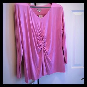 Zenobia Plus Size Top