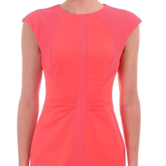 812bce11 🎉👗1 DAY SALE👗🎉 New Ted Baker Coral Dress. M_573c97d13c6f9f0dcd004c75