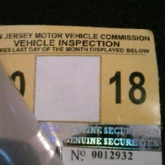 Nj Vehicle Inspection >> Other Cant Pass Nj Dmv Inspection Poshmark