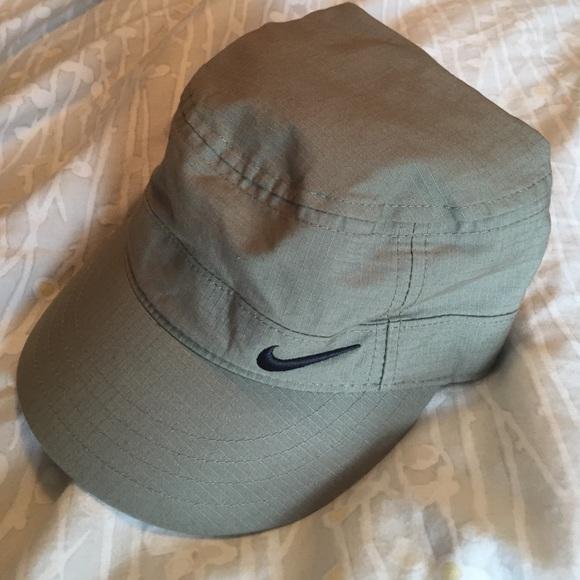 c033166975a Nike Military Style Hat. M 573c9e1a3c6f9f3d1800574f
