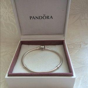 NIB Pandora Bracelet