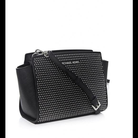 de574292787a6f Michael Kors Bags | Limited Edition Micro Studded Selma | Poshmark
