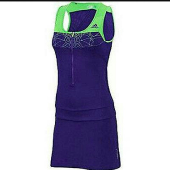 e156ff6a91b Adidas Dresses & Skirts - Gorgeous Adidas Adizero athletic/tennis dress!