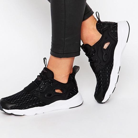 277dea3442b51e Reebok - Furylite New Woven Sneakers. M 573cac0ceaf030388b006d79