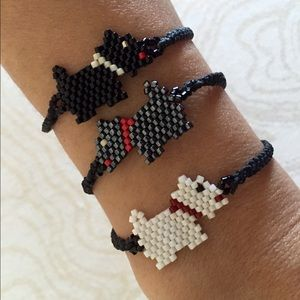 Jewelry - Super Cute Hand Made Dog Bracelets