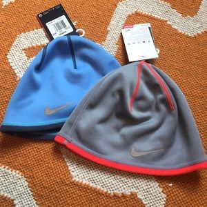 Nike Accessories - TWO NIKE THERMA FIT HATS 358da1553d2