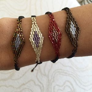 Jewelry - Hand Made Ojito Bracelet
