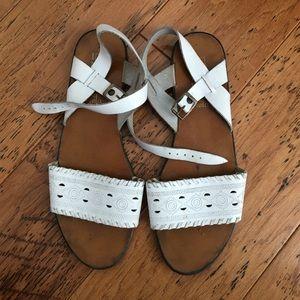 Vintage Genuine Leather Sandals