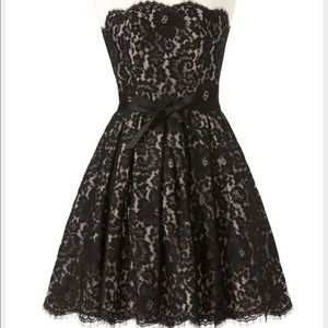 Robert Rodriguez Dresses & Skirts - 🎉HP🎉 ROBERT RODRIGUEZ + TARGET Black Lace Dress