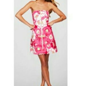 Lilly Pulitzer Dresses & Skirts - Lilly Pulitzer Wesley Cherry Begonias
