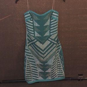 Dresses & Skirts - Mini bodycon dress
