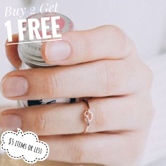 Tie The Knot Ring