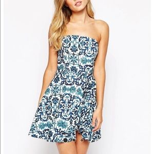 "ASOS Dresses & Skirts - Nwt Stylestalker ""secrets"" bandeau dress."