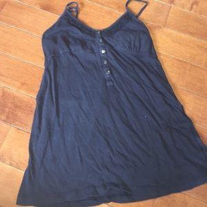 Navy blue Gap shirt