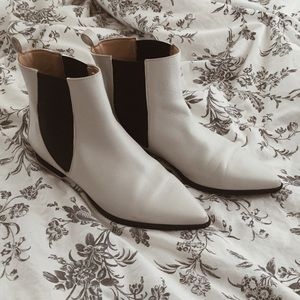 Zara Shoes - ZARA POINTED BOOTIES