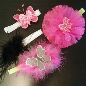 Other - Baby girls headbands