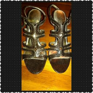 Elements by Nina  Shoes - Brown Sandals new unworn