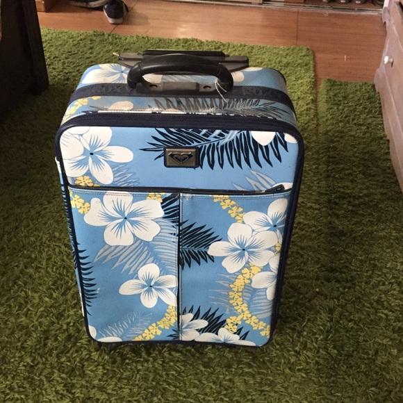 Roxy Vintage Luggage Suitcase
