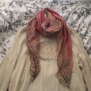 Francesca's Collections Accessories - BOHO DIP-DYED SCARF