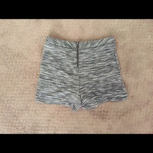 Forever 21 Shorts - Heather Grey F21 High Wasted Shorts