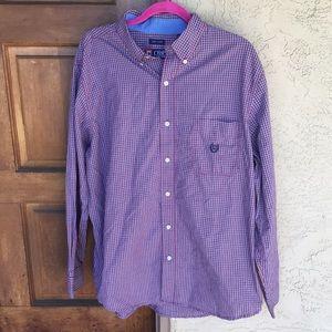 Chaps Other - 🆕 Chaps Plaid Button-Down Shirt