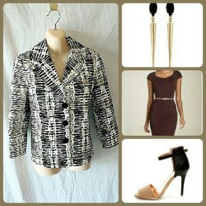 Rafaella Jackets & Blazers - CLEARANCE Rafaella Jacket SZ SMALL