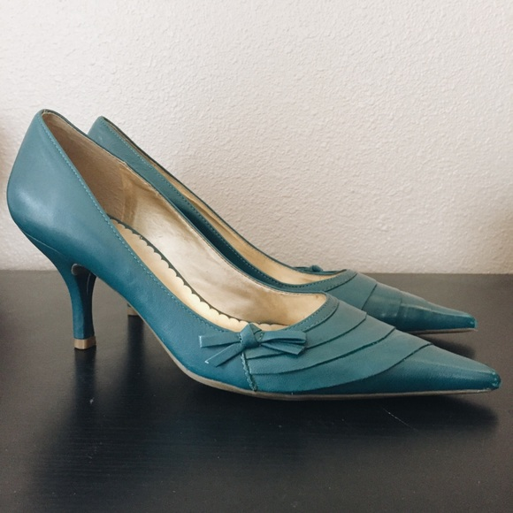 86% off Jessica Simpson Shoes - ⭐️Jessica Simpson⭐   teal ...