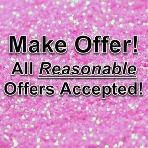 Other - Reasonable Offers Accepted 💜
