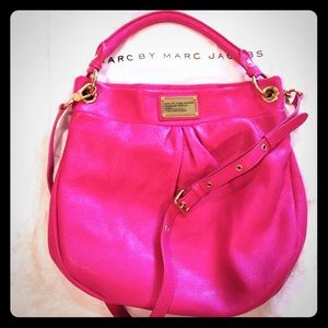 Marc by Marc Jacobs Classic Q Hillier Hobo 