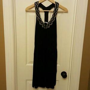 Ocean Drive Dresses & Skirts - Black knit sundress