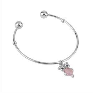 Jewelry - Silver Owl Cuff Bracelet