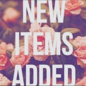 Items added weekly!
