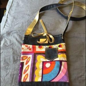 D&G Handbags - D&G by Dolce & Gabbana, Unique, Cross-Body Bag!