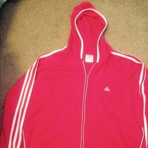 Women Adidas XL jacket