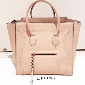Celine Handbags - Celine Phantom Luggage