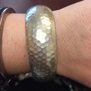 Jewelry - Fitbit flex silver cover