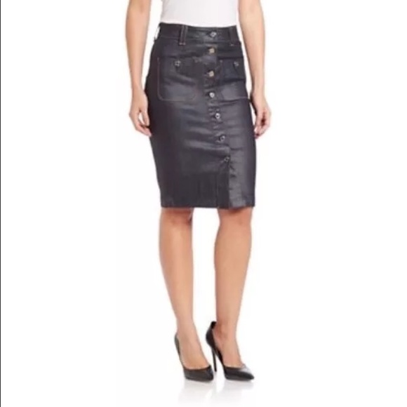 77% off 7 for all Mankind Dresses & Skirts - 7 FOR ALL MANKIND ...
