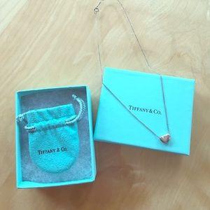 Tiffany & Co. Elsa Peretti Bean Pendant