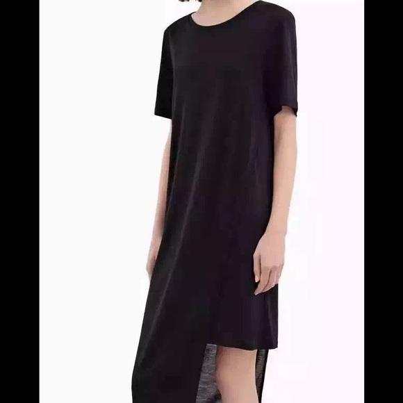 32c92dba78af Acne studios Dresses | Obelia Tencel Black Womens Dress | Poshmark