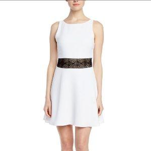 Alice & Olivia Rowan Cutout Dress, size 0