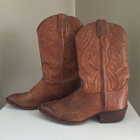 4d3f8092a98 Frye Bruce Pull On Western Boot