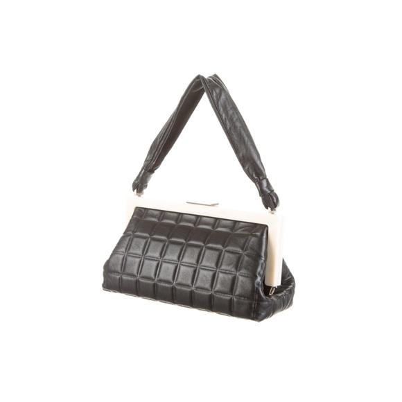 34d05471d73a CHANEL Handbags - Chanel Chocolate Bar Frame Bag